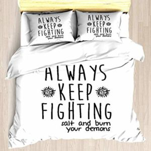 Dream of fish: always keep fighting